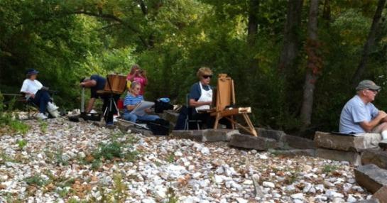 Plein Air Painter's of the Ozarks