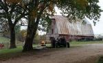 Charlie Oliver's Barn on Hog Scald Holler Road